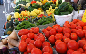 Wednesday and Saturday Farmers' Markets
