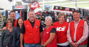 Ace Hardware downtown Lakeville Staff