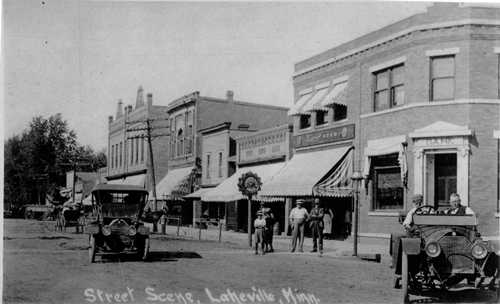 Historic Downtown Lakeville, Minnesota