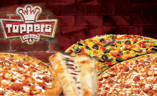 Toppers Pizza Lakeville