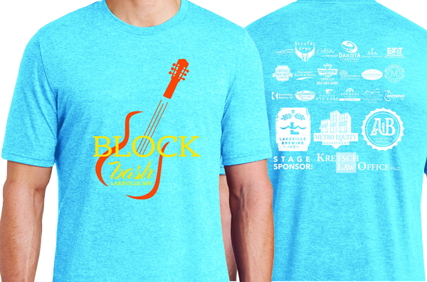 Block Bash TShirts