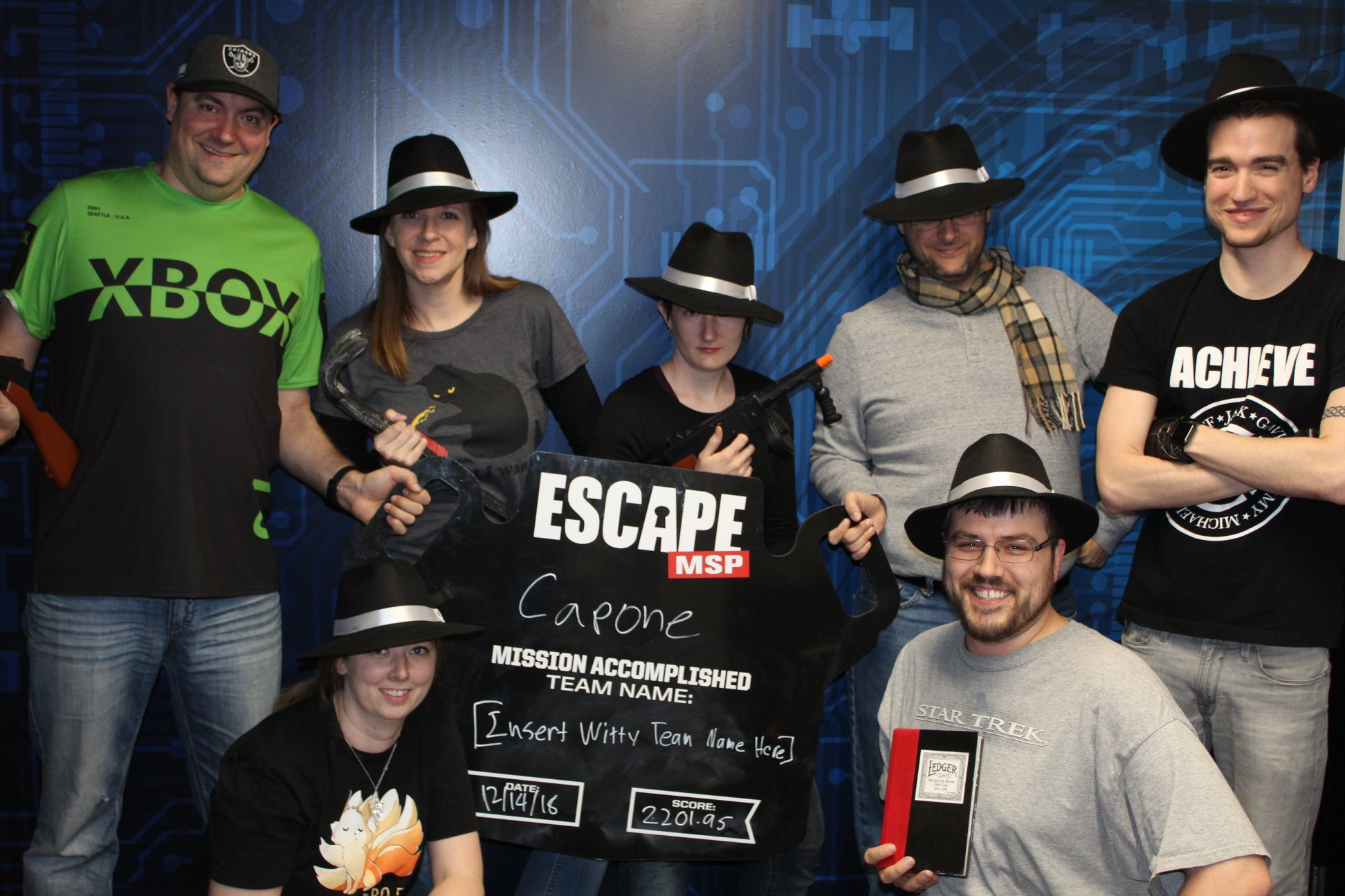 EscapeMSP Lakeville